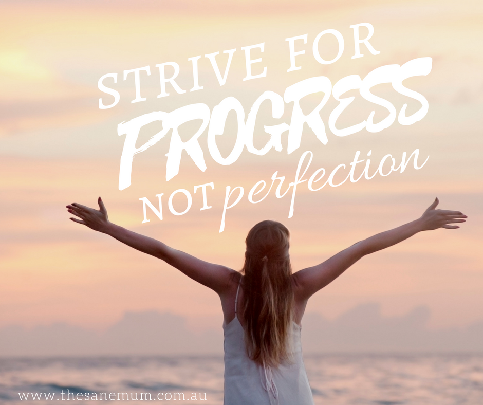 Strive for PROGRESS